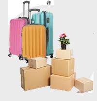 荷物は画像登録、1点から取寄せ可能