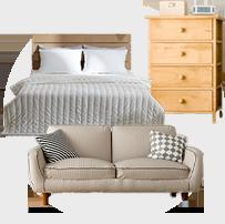 家具・家電品の梱包や分解・組立もおまかせ