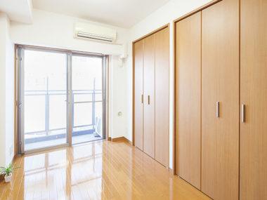 収納スペースが激減?!一戸建てからマンションへの引越し