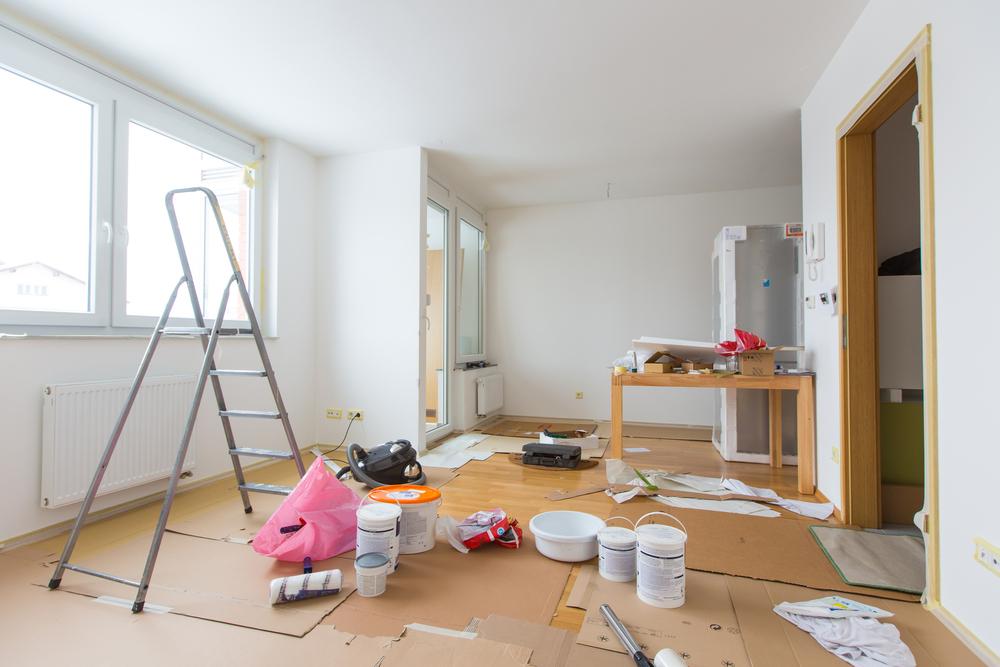 リフォーム中の家財道具の一時保管、どこにしてますか?